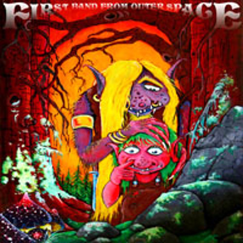 FIRST BAND FROM OUTER SPACE Demons & Haze