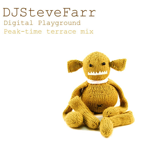 Digital Playground - peaktime terrace mix - house funky disco tech - FREE DOWNLOAD