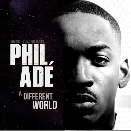 "Phil Ade ""A Different World""  Produced By Oddisee"