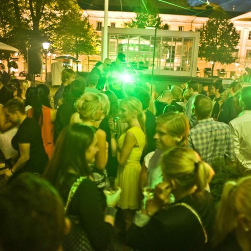 Club Kappeli terrace set 16.07.11