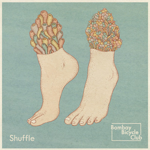 Bombay Bicycle Club - Shuffle (Jack Steadman Remix)