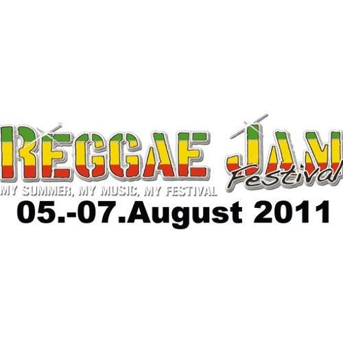 REGGAE JAM ARTIST MIX 2011