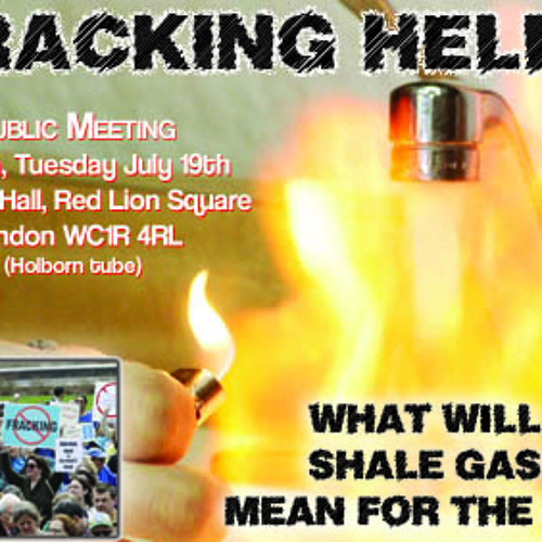 Fracking Hell? What will shale gas mean for the UK?