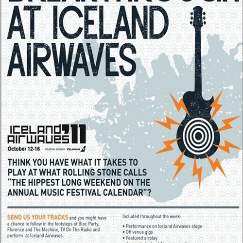 Breakthrough At  Iceland Airwaves!