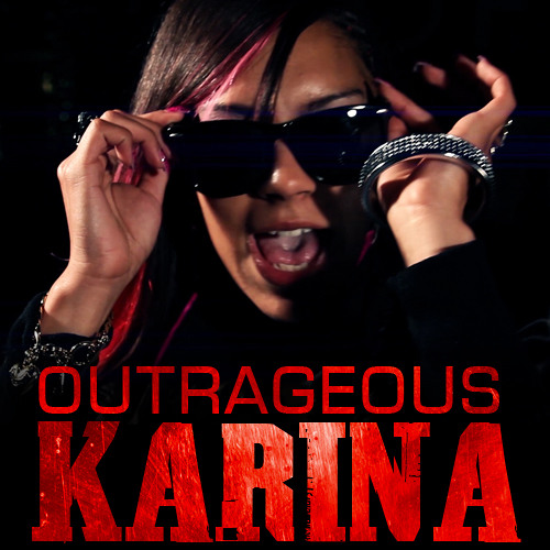 Outrageous Karina - Full Time Tooned ft. Mr. Mistah