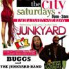 THE JUNKYARD BAND  @ CLUB ELITE 7/16/11