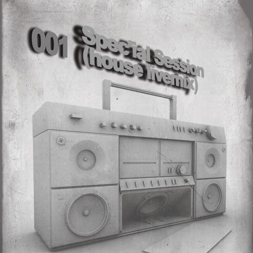 Spec'u - Spec'ial Session 001 (house livemix)