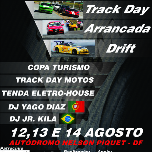 SPOT Copa Siddartha, Podium Race (BRAZIL,BR) Ago/2011