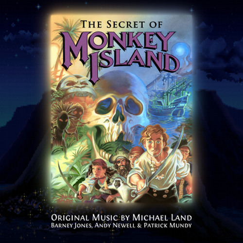 Michael Land et alii: The Secret of Monkey Island (CD audio)
