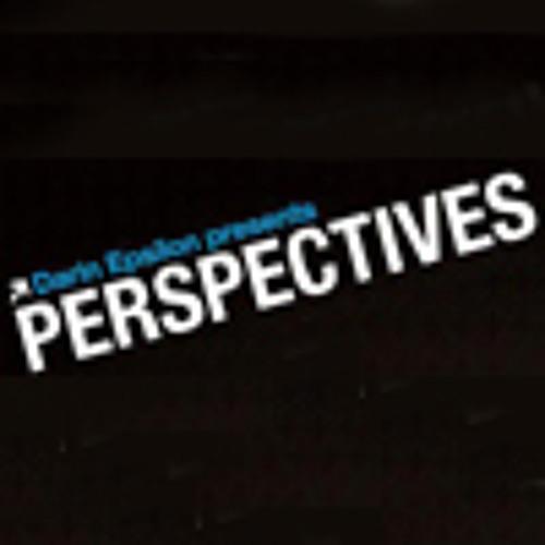 PERSPECTIVES Episode 054 (Part 1) - Darin Epsilon [Jul 2011]