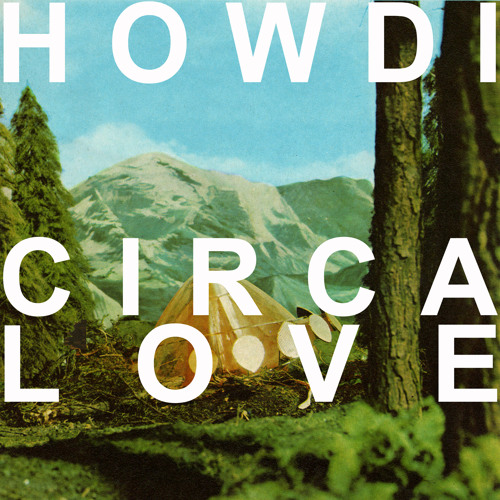 Circa Love - out 11th August on MovieRecords (ES) and NativeTongue (UK)