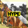 HYPE Podcast No 4 - Slow Hands (Live DJ Set @ Delphina Beach, Tunisia)