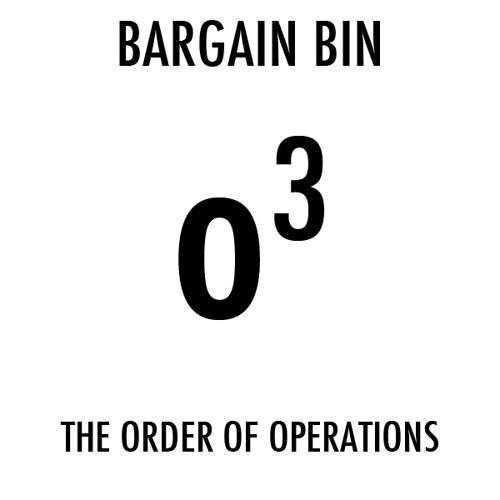 Bargain Bin - The Quadratic Equation