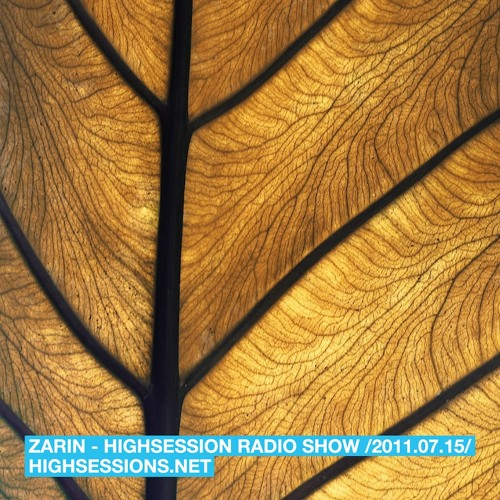 Highsession Radio Show /2011.07.15/