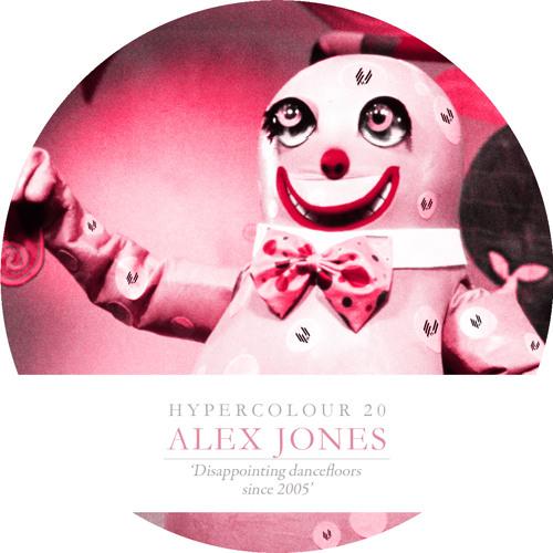 Alex Jones - Morning game - hypercolour