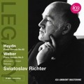 Sviatoslav Richter - Haydn: Piano Sonata No.62 in E flat major 1st Mov