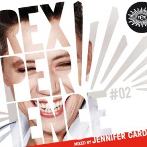 Jennifer Cardini Rexperience 2 mix 2011