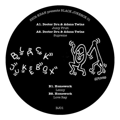 Black Jukebox 01 (vinyl only - Exploited, 2011)