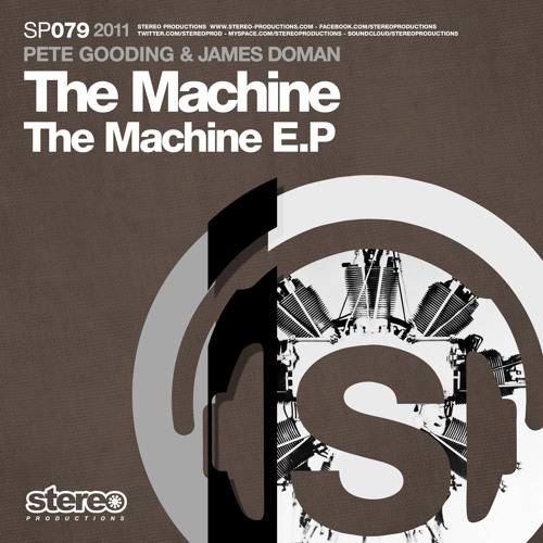THE MACHINE 'RAW' [STEREO PRODUCTIONS]