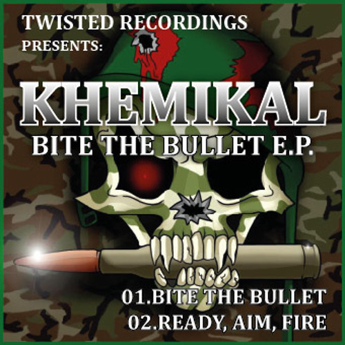 Khemikal - Ready, Aim, Fire!!!!! (Out Now on Twisted Recs)