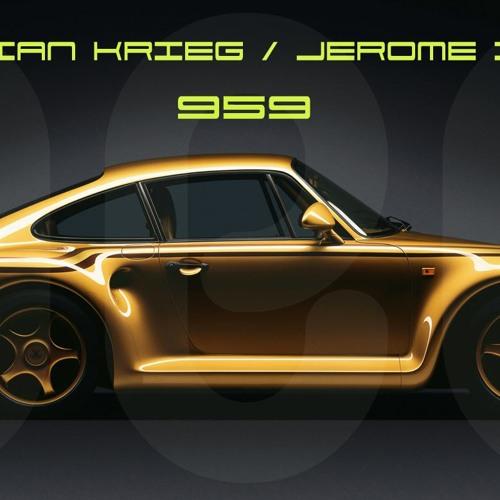 Sebastian Krieg & Jerome Isma-Ae- 959 Testdrive @ Space Ibiza