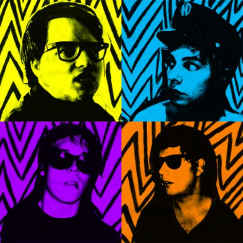 Crazy & The Brains - Let Me Go