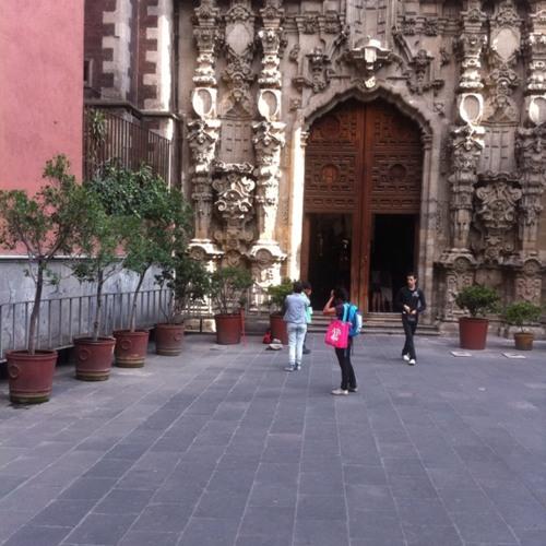 San franciso temple harmonica man - Mexico city