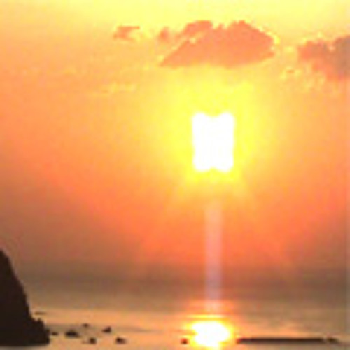 The land of the rising sun - Pray for Japan -