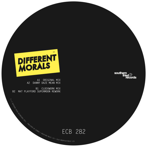 Luca C & Brigante feat. Ali Love - Different Morals (RADIO EDIT)