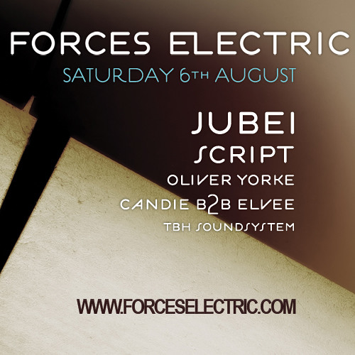 Forces Electric :: Deep & Dark & DnB :: FE057