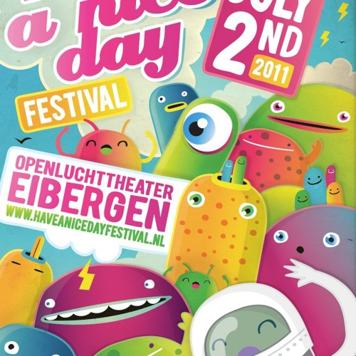 Ferdi Blankena & Sense Unique @ Have A Nice Day Festival 2011