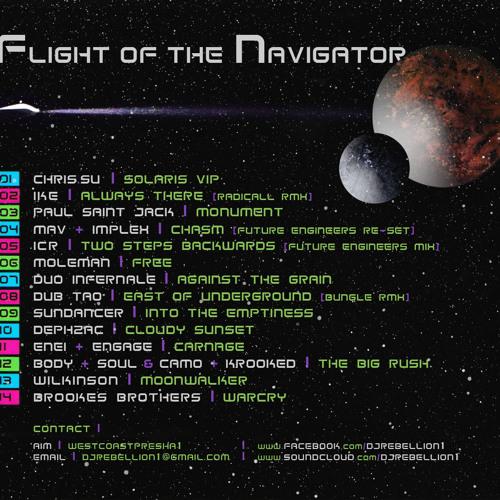 Rebellion: Flight of The Navigator [July2011]