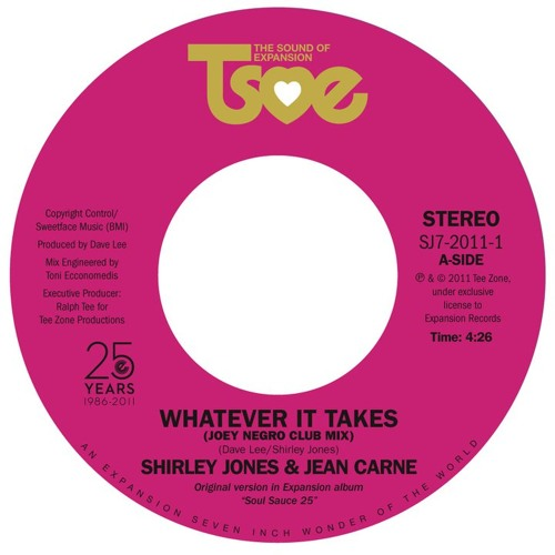 """Whatever it Takes"" - Shirley Jones and Jean Carne Preview Snippets"