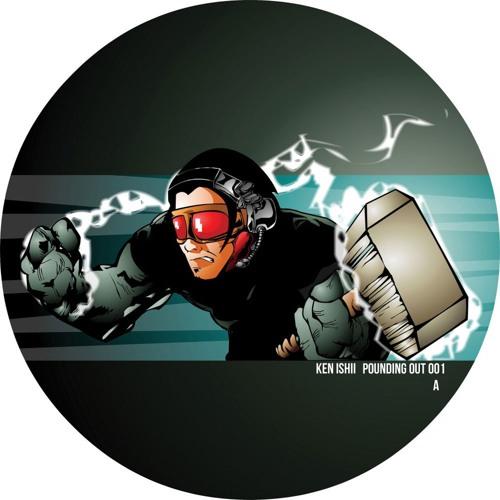 Ken Ishii - Pounding Out (Greencross Remix)