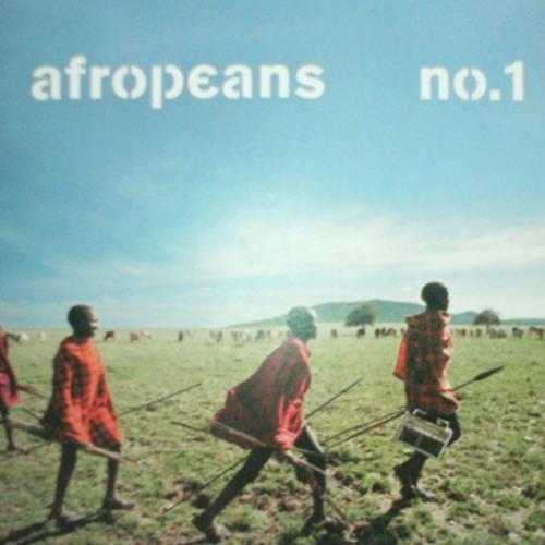 Afropeans - No.1 (Pbr Streetgang's 'We Love' Refix)