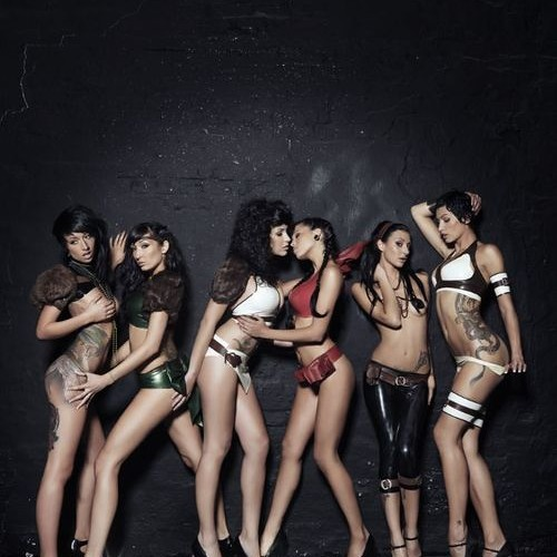 BAD GIRLS REMIX!!