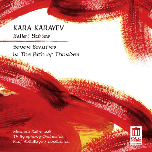 Delos Music-2011 New Release DRD 2009,Track 3 Seven Beauties; Dance of Merriment by Karayev