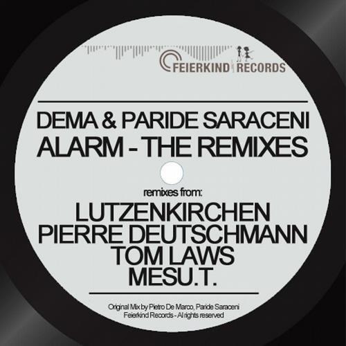 Dema & Paride Saraceni - Alarm (Lutzenkirchen Superdub Remix) [Feierkind]