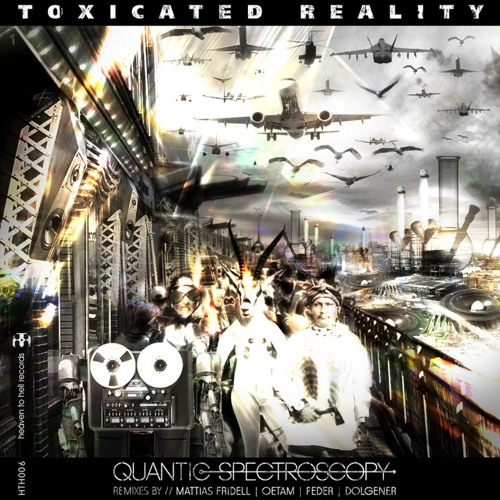 Quantic Spectroscopy - Space Rubber (Oetam's Deep Space Interpretation) [HTH] / Free download