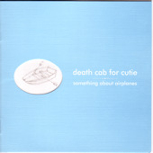 "Death Cab For Cutie ""Champagne from a Paper Cup"" (from Something About Airplanes)"