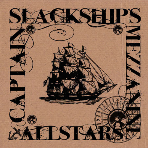 Captain Slackship's Mezzanine Allstars - Bringin My Knife [Irian Jaya Remix] [2011]