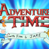 Adventure time Theme song.