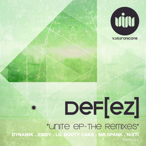 Def[ez] - Saho (Nixti Remix) [V.I.M. Records]