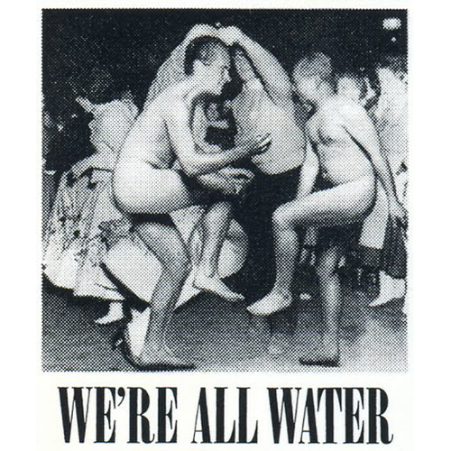 John & Yoko / Plastic Ono Band with Elephant's Memory plus Invisible Strings -We're All Water
