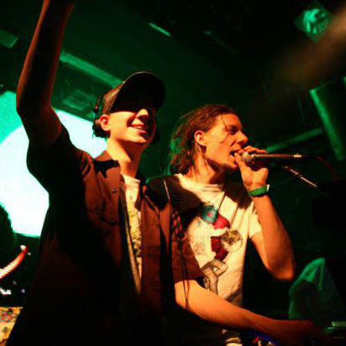 LIVE mix: Jungle and Drum&Bass