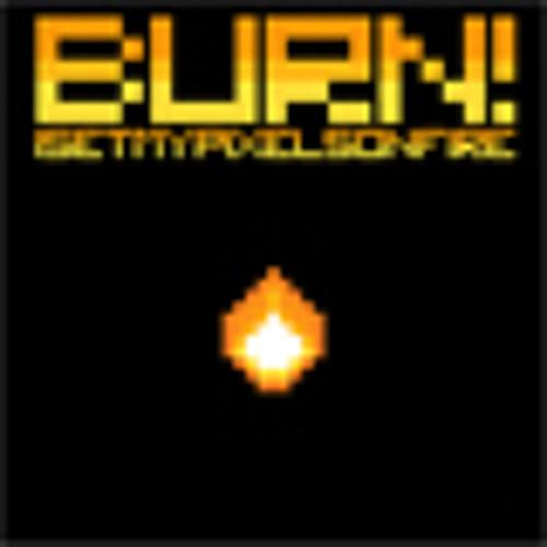 I Set My Pixels On Fire - Enter The Void