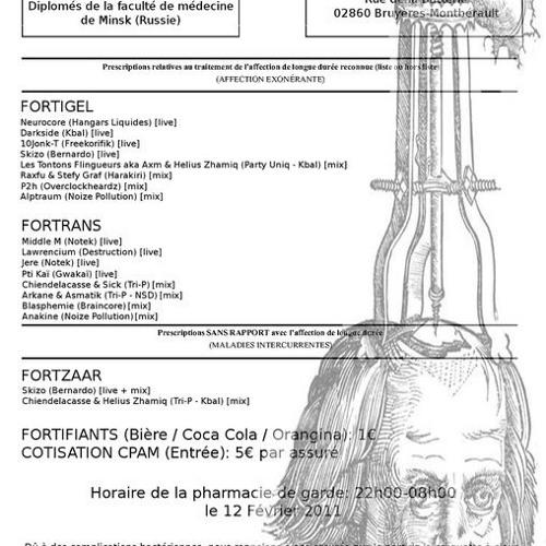 Mix Soirée Tritherapy