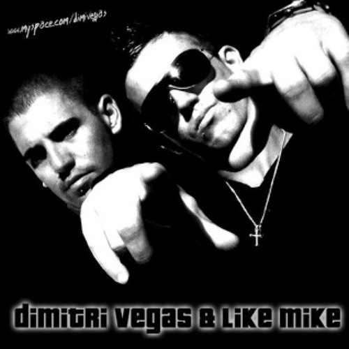 Dimitri Vegas & Like Mike @ Tomorrowland, Belgium - 23-07-2011