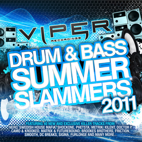 Viper Recordings Drum & Bass Summer Slammers 2011 (Exclusives)