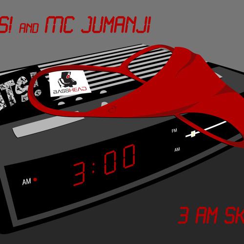 Bats - 3AM Skank (ft. MC Jumanji)